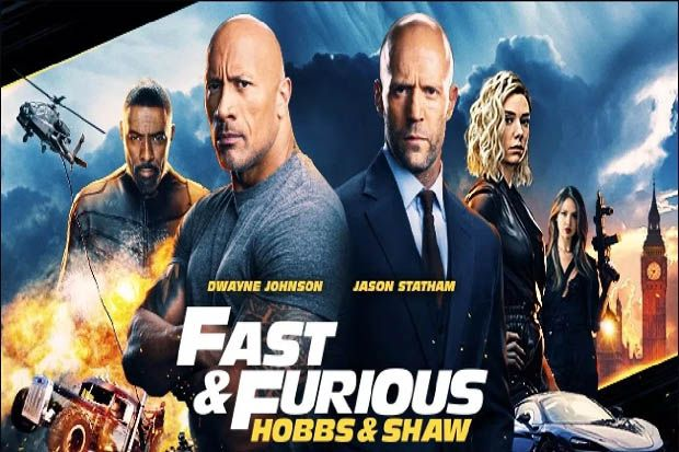 Review Film Fast & Furious Presents: Hobbs & Shaw