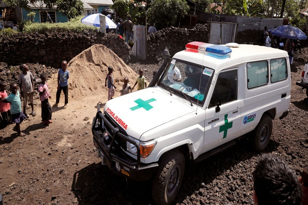 At Least 50 Dead in Democratic Republic of Congo After Train Accident