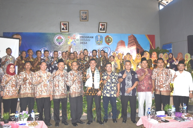 Penutupan BID, Wabup Harap Inovasi Makin Optimal