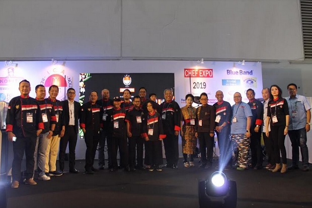 Chef Expo 2019 Angkat Kuliner Tradisional Indonesia