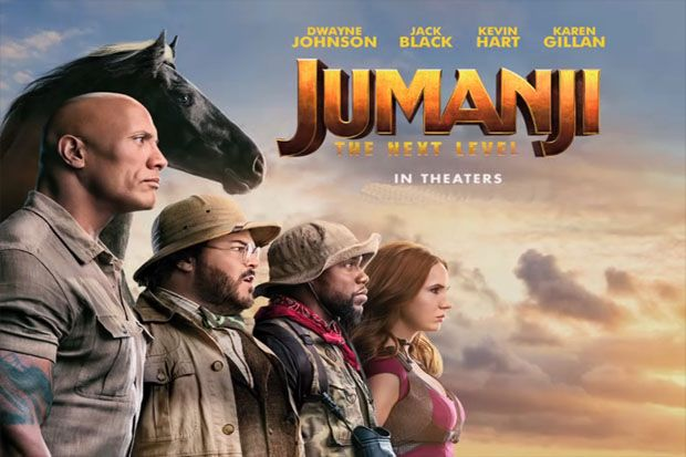 Review Film Jumanji: The Next Level