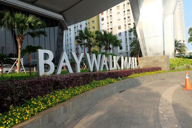 Baywalk Mall Pluit Beroperasional Normal