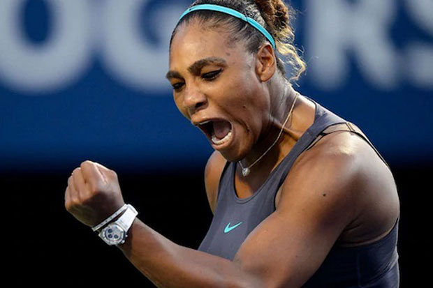 Optimisme Serena