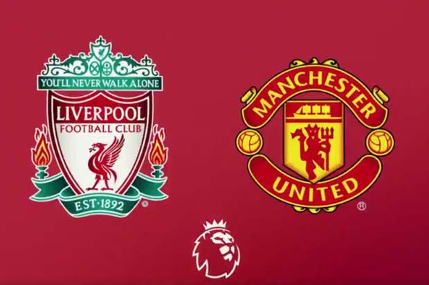 Susunan Pemain Liverpool vs Manchester United