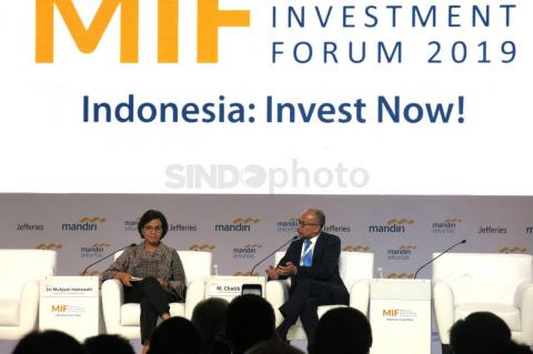 700 Investor Ramaikan Mandiri Investment Forum 2020