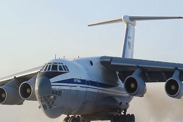 Second Russian Military Aircraft Leaves Wuhan With 64 People on Board