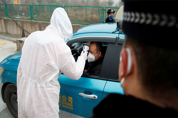 Death Toll From Coronavirus in Mainland China Reaches 636, Over 31,100 Infected