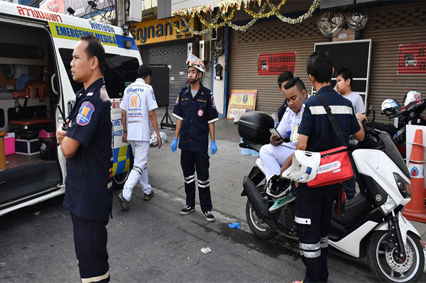 Thai Mall Rampage: At Least 27 People Including Gunman Confirmed Dead, 57 Injured