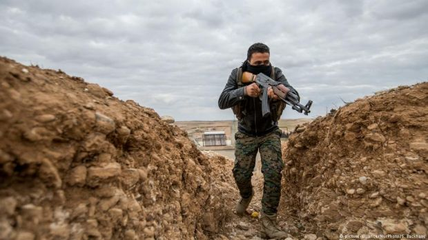 Syrias SDF launches endgame battle against Islamic State