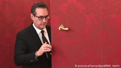 Austrias former Vice-Chancellor Heinz-Christian Strache addicted to gaming