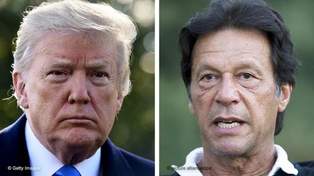 Imran Khans US visit — Afghan peace to dominate talks with Donald Trump