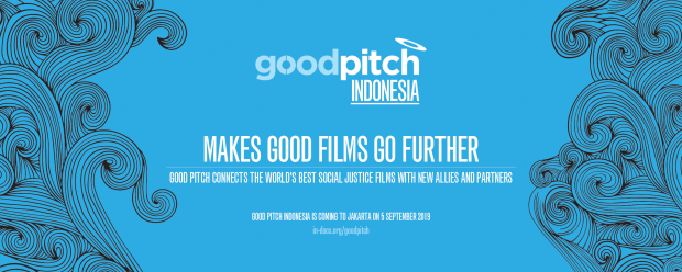 Asah Kepekaan Isu Sosial lewat Film Dokumenter di The Good Pitch Indonesa