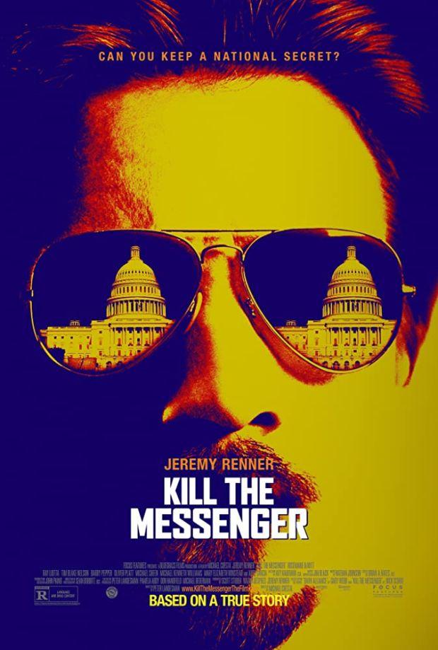 Kill The Messenger: Kisah Jurnalis Pengungkap Kejahatan CIA yang Hidupnya Berujung Tragis