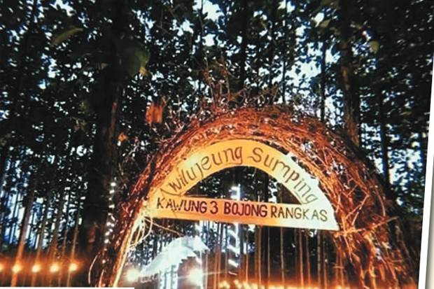 Kawung Tilu Bojong Rangkas, Tempat Wisata Murah Meriah di Cikarang