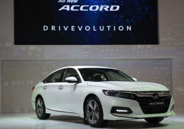 Mobil All New Honda Accord Sabet Penghargaan CEC 2019