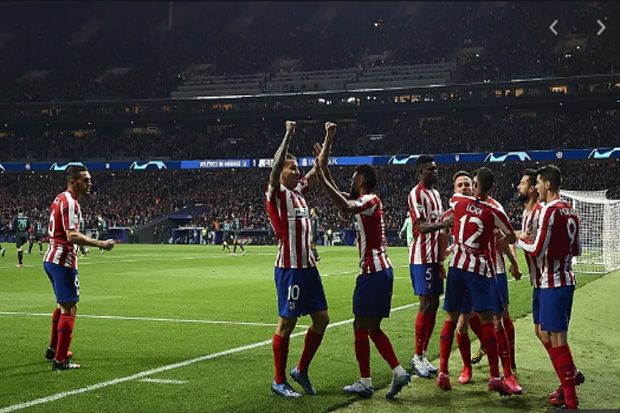Atletico Madrid Sikat Liverpool 1-0