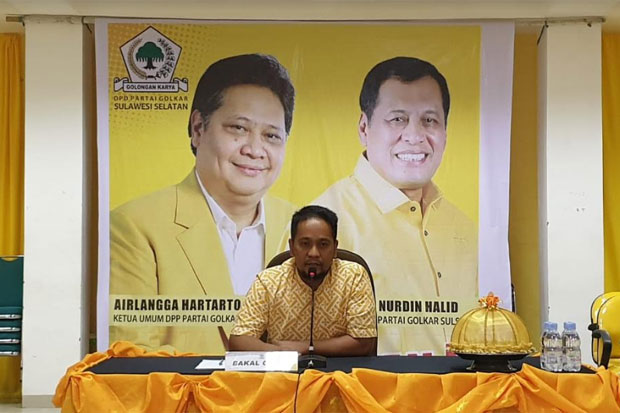 Usai Fit and Proper Test, Ilham Optimistis Kendarai Golkar di Pilkada Maros