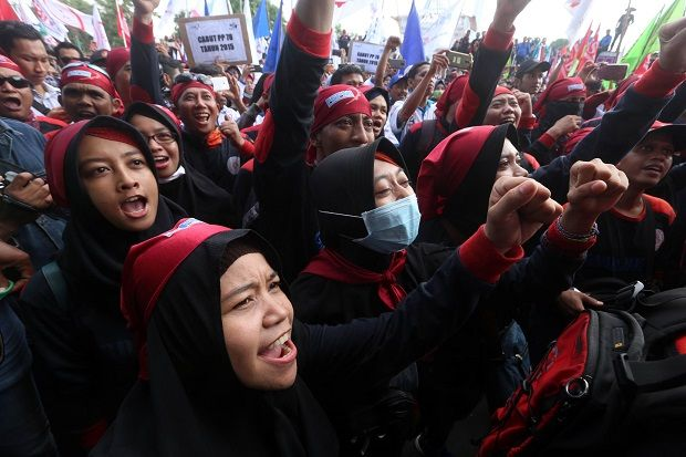 Antisipasi PHK Akibat Corona, PDIP Dorong Program Padat Karya