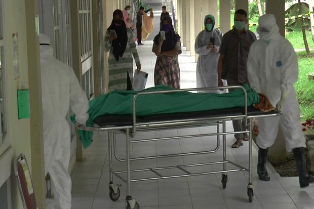 Meninggal di Rumah Sakit Rujukan, Keluarga Tolak Protokol COVID-19
