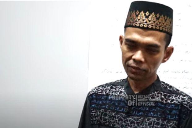 Imam Salat Tarawih di Rumah, UAS: Beri Kesempatan Anak-anak