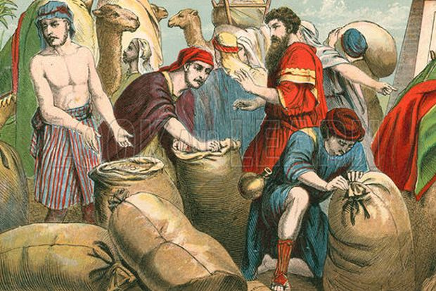 Persiapkan Lumbung Pangan, Prabowo Belajar dari Kisah Nabi Yusuf?