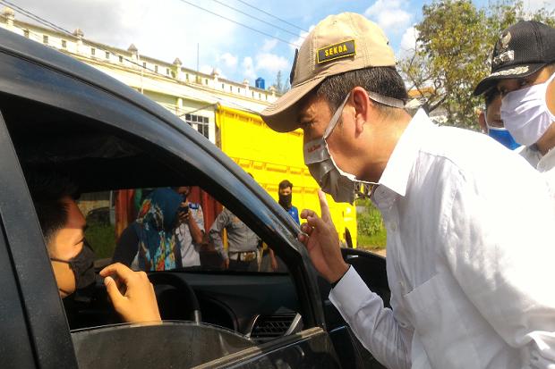 Palembang Tidak Perlu PSBB Jika Instruksi Wali Kota Berdampak Optimal