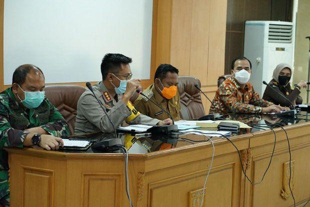 Pemerintah Kabupaten Bekasi Sepakat Perpanjang PSBB Selama 14 Hari
