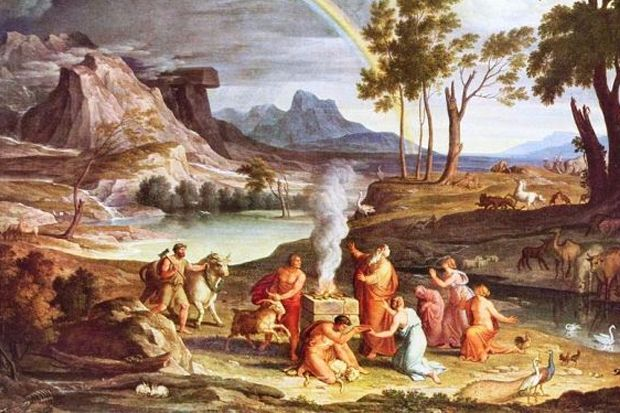 Doa Nabi Nuh, Keturunan Sam Menjadi Nabi dan Raja