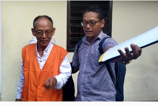 Kakek Pedofil Asal Jepang di Bali Dibui 5 Tahun Penjara