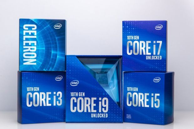 Intel Rilis Prosesor Gaming, Diklaim Terkencang di Dunia