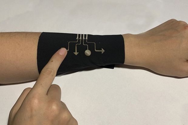 Lupakan Smartwatch, Kain Pintar Ini Mungkin Jadi Wearable Masa Depan
