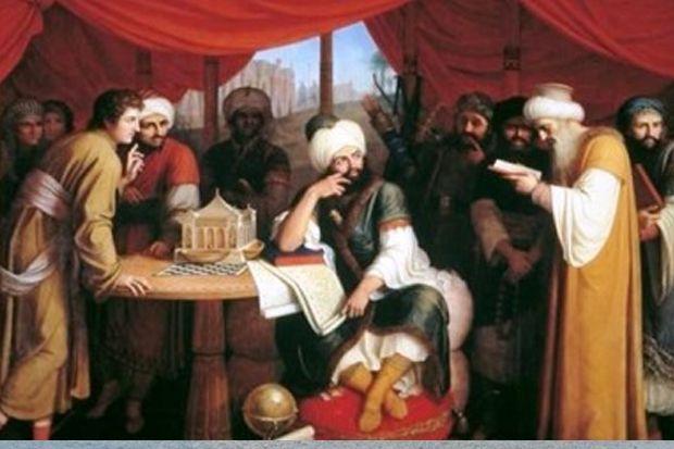 Raja Minta Nasehat Agama Kepada Abu Nawas