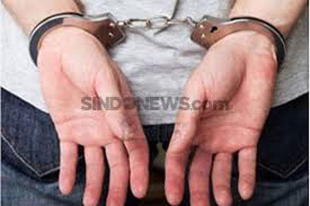 Polisi Bekuk Penusuk PSK Online di Tempat Persembunyiannya