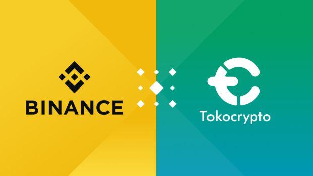 Tokocrypto Berhasil Raih Pendanaan dari Binance
