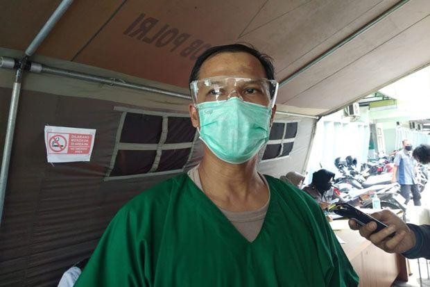 6 Keluarga Korban Tewas Terbakarnya Kapal MT Jag Leela Datangi RS Bhayangkara