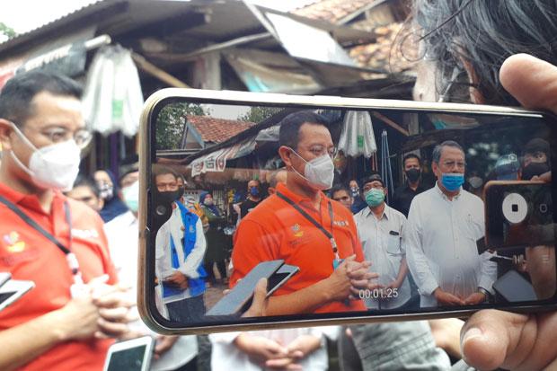 73 Ribu Bansos dari Presiden Mulai Disalurkan di Tangsel