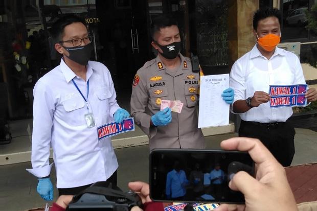 Manfaatkan PSBB Jabar untuk Lakukan Pungli, Polisi Ringkus Lima Orang