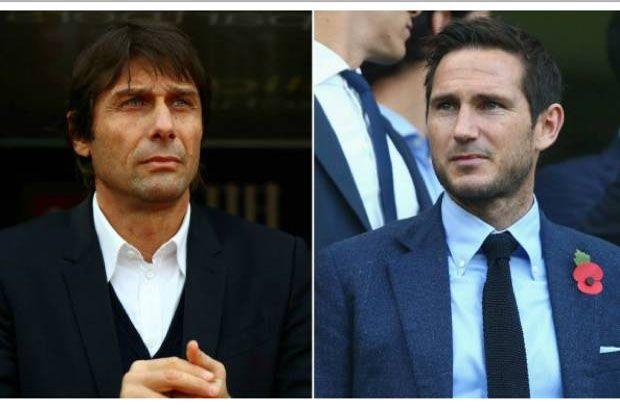 Antonio Conte Sebut Frank Lampard Bisa Jadi Pelatih Terbaik di Dunia