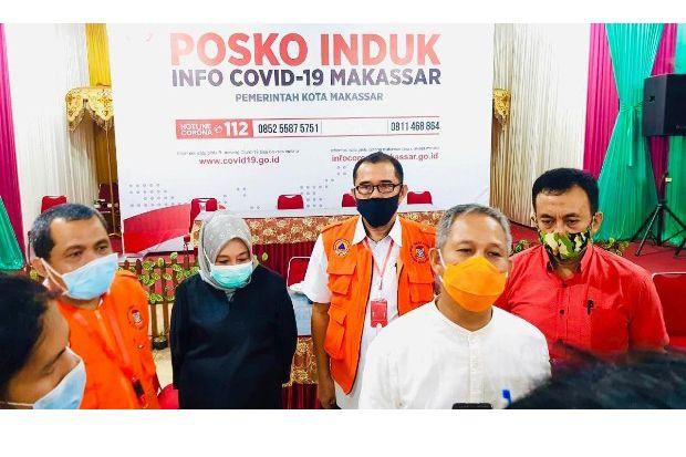 Usai Dilantik, Pj Wali Kota Makassar Langsung Gelar Rapat dengan Forkopimda
