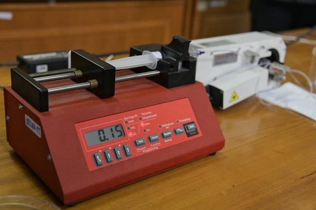 Alat Tes Corona Buatan Unpad-ITB, Akurasi Lebih Tinggi dan Lebih Murah