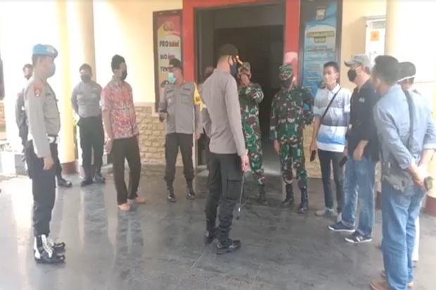 CLBK Diduga Penyebab Oknum TNI Ditembak Anggota Polisi