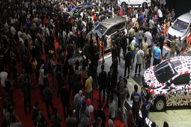 Industri Otomotif RI Babak Belur Dihantam COVID-19, IIMS Kembali 2021