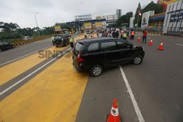 Operasi Ketupat, 19.556 Kendaraan Diputar Balikkan Polisi