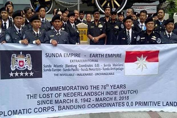 Sekjen Sunda Empire Raden Rangga Sasana Mengaku Diperdaya Nasri Banks