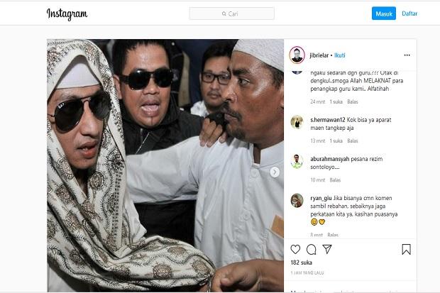 Dituding Tak Patuhi Physical Distancing, Habib Bahar Ditahan Lagi