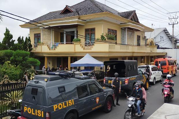 Lagi, Densus 88 Lakukan Penggeledahan dan Tangkap Terduga Teroris di Tasikmalaya