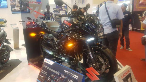 Manfaatkan COVID-19 untuk Hadirkan Jajaran Motor Baru, Suzuki Untung Telak