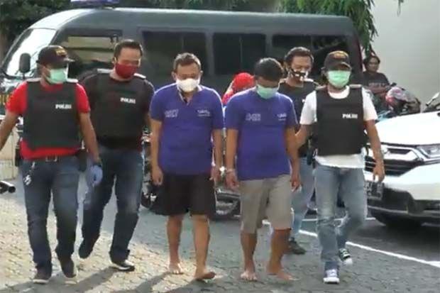 Dua Pembobol 18 ATM di Kota Semarang Dibekuk Polisi