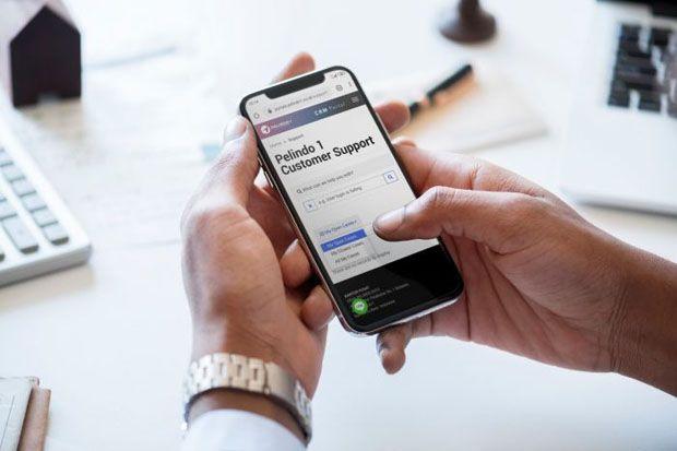 Pelindo 1 Luncurkan Aplikasi Customer Relationship