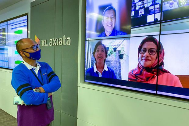 Jaringan XL Axiata Siap Layani Kebutuhan Telekomunikasi Lebaran
